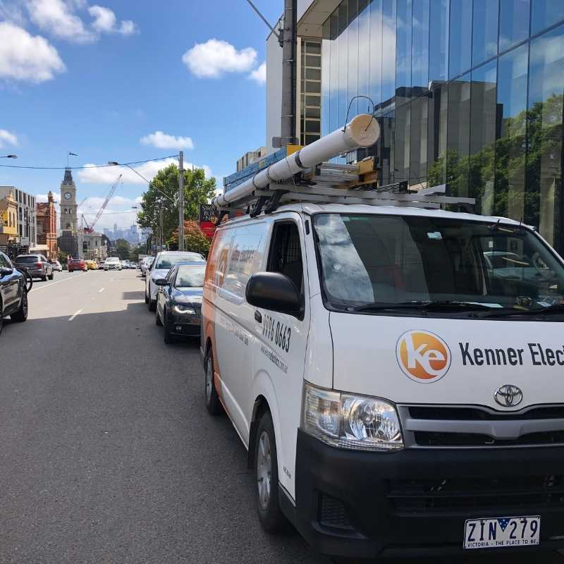 Hawthorn and Kenner Electrics local electrician