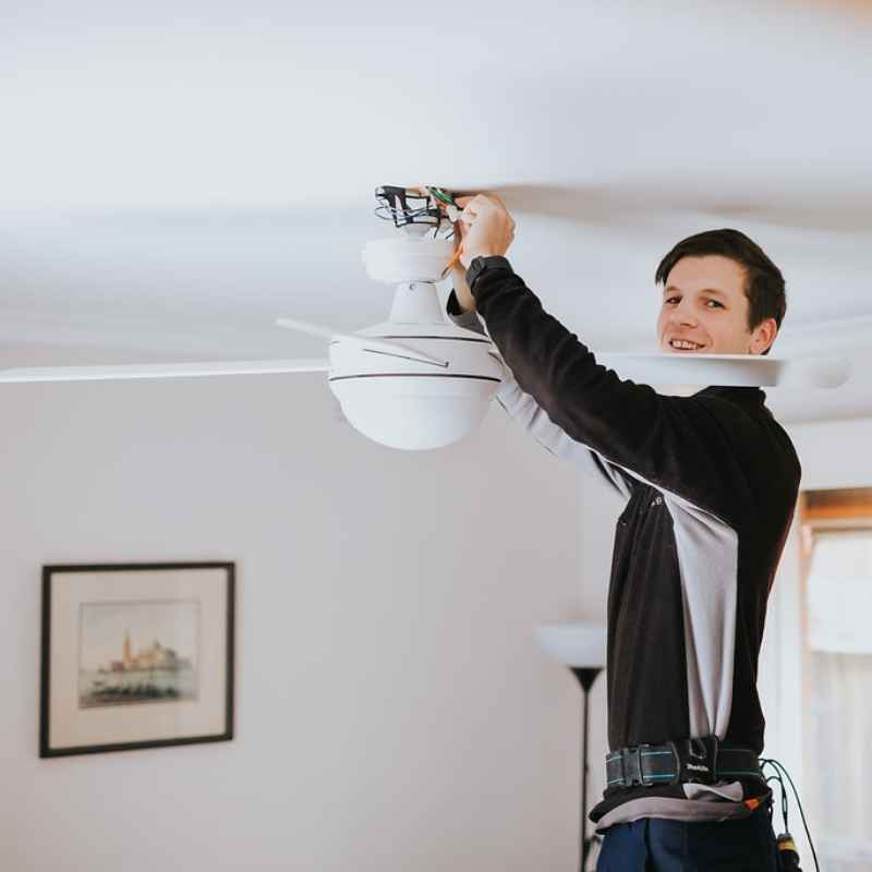 Ceiling Fan Electrician Heathmont