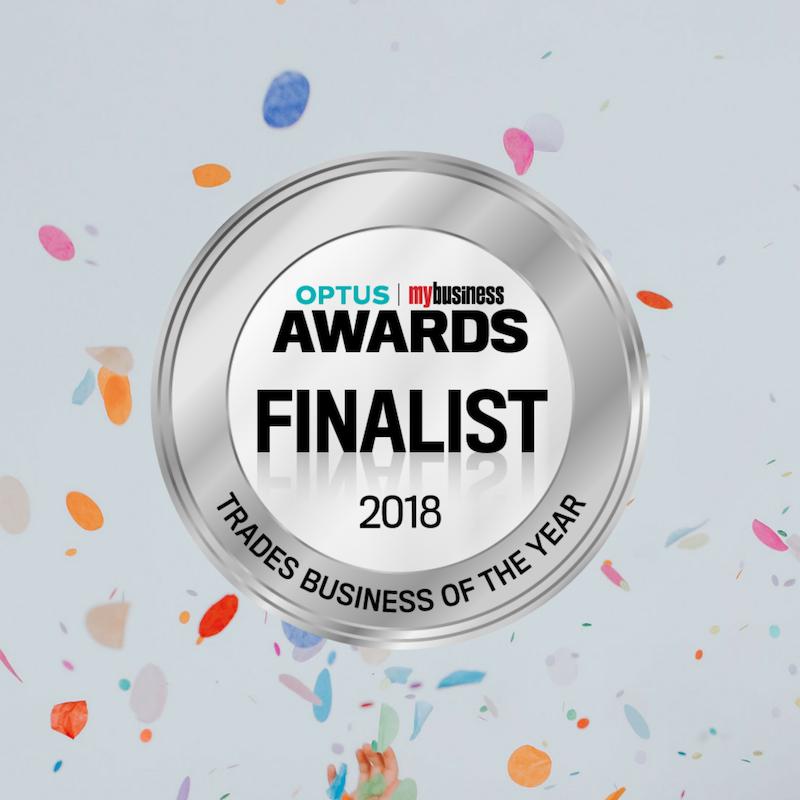 Trade Business Award Finalist