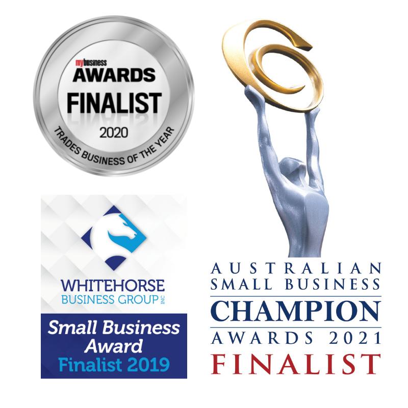 Optus Trade Business Award Finalist