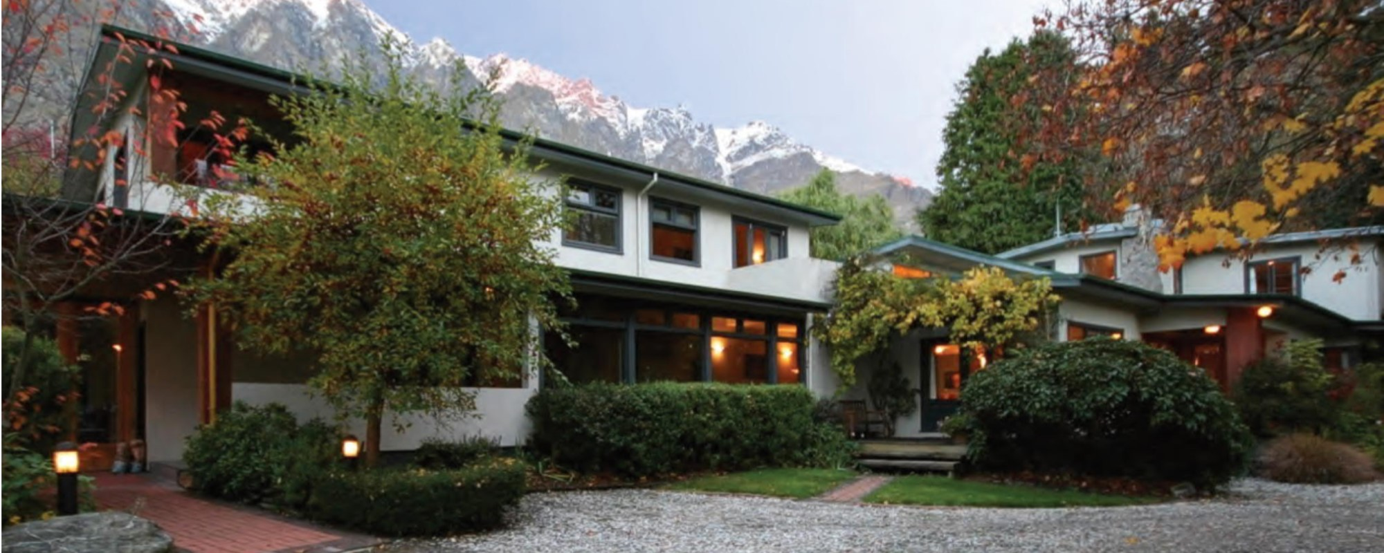 YWAM Queenstown's new base property