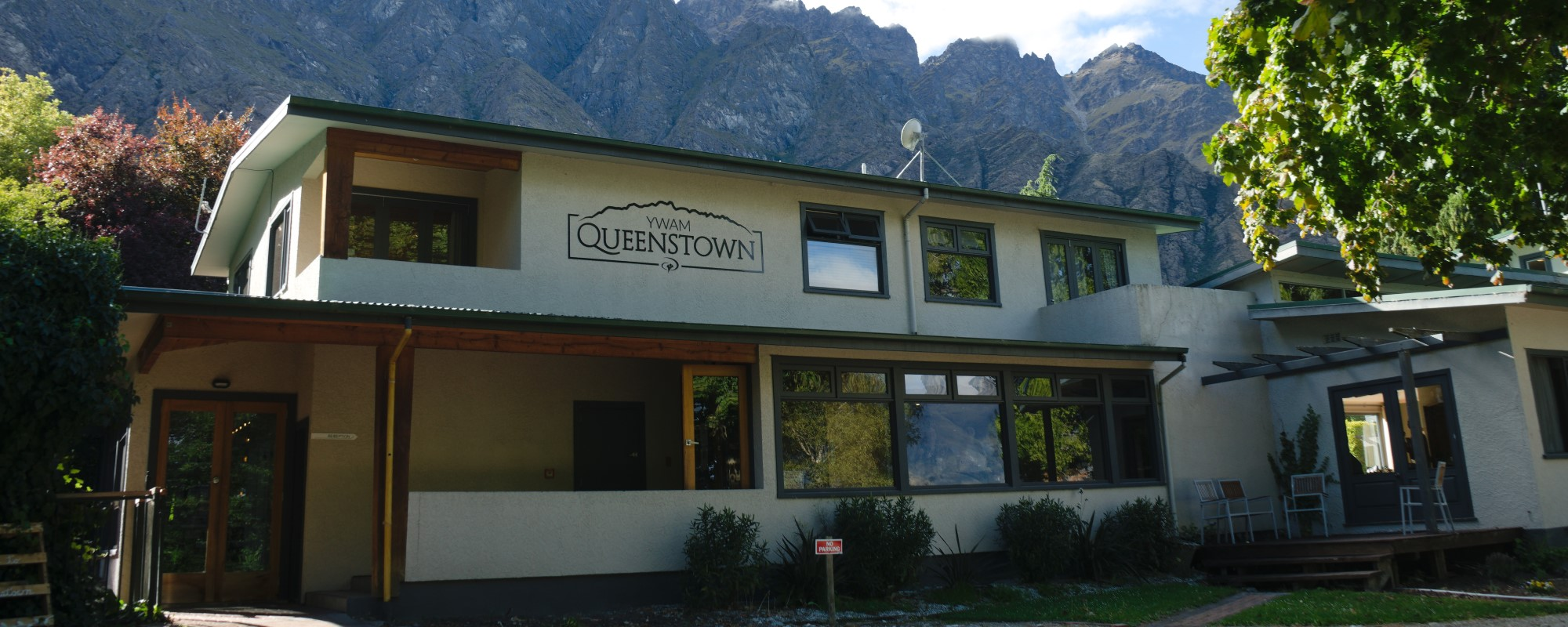 YWAM Queenstown's training facility