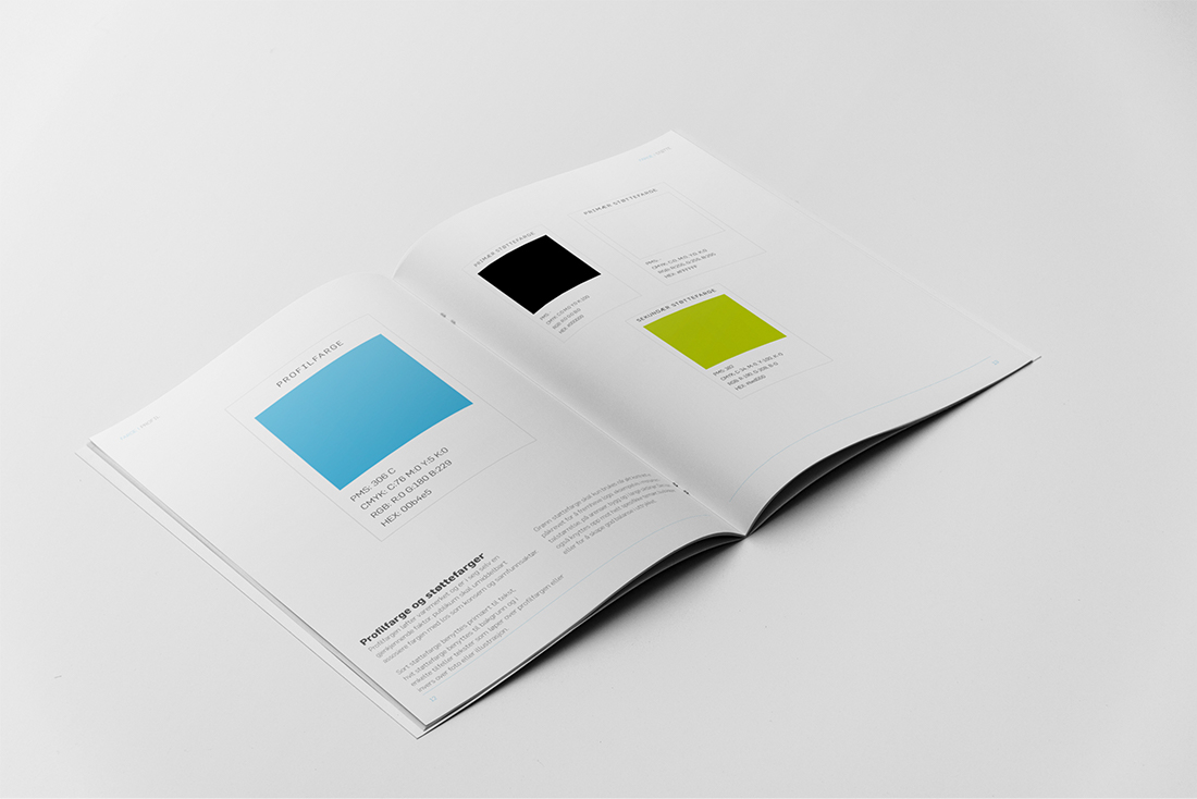 Grafisk Profil Los av Fundament Kommunikasjon