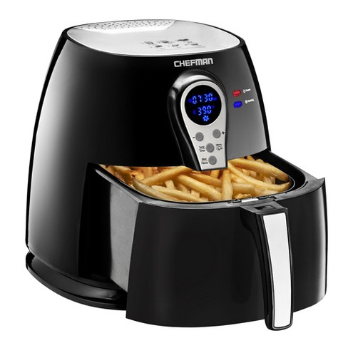 chefman air fryer with fries