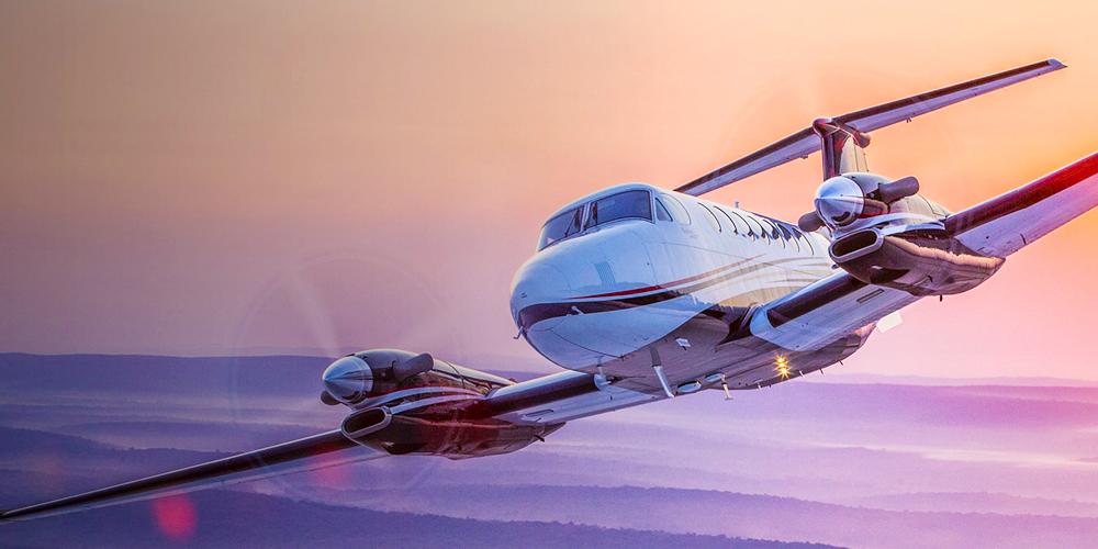 Turbovrtulová letadla