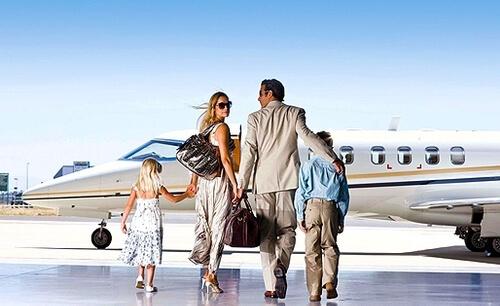 Privátní rodinná dovolená