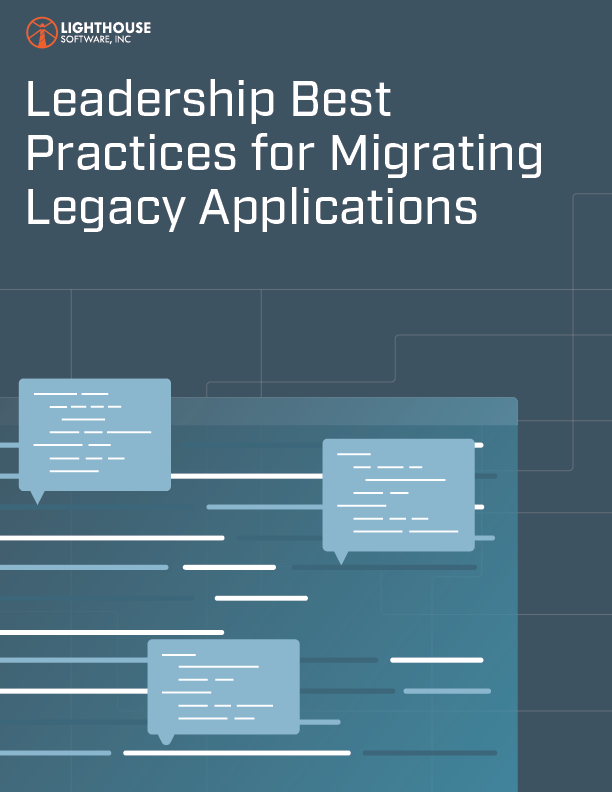 Best Practices for Migration Legacy Software