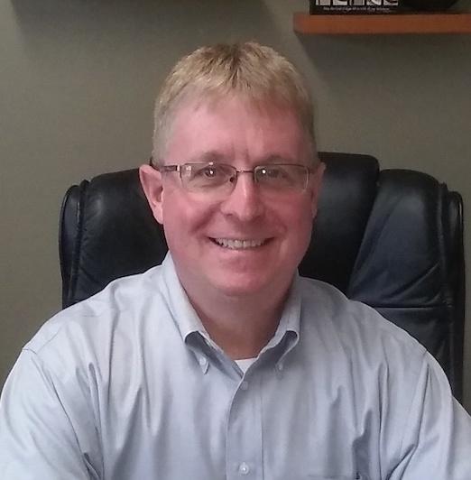 Pastor Mike Hirschfelt