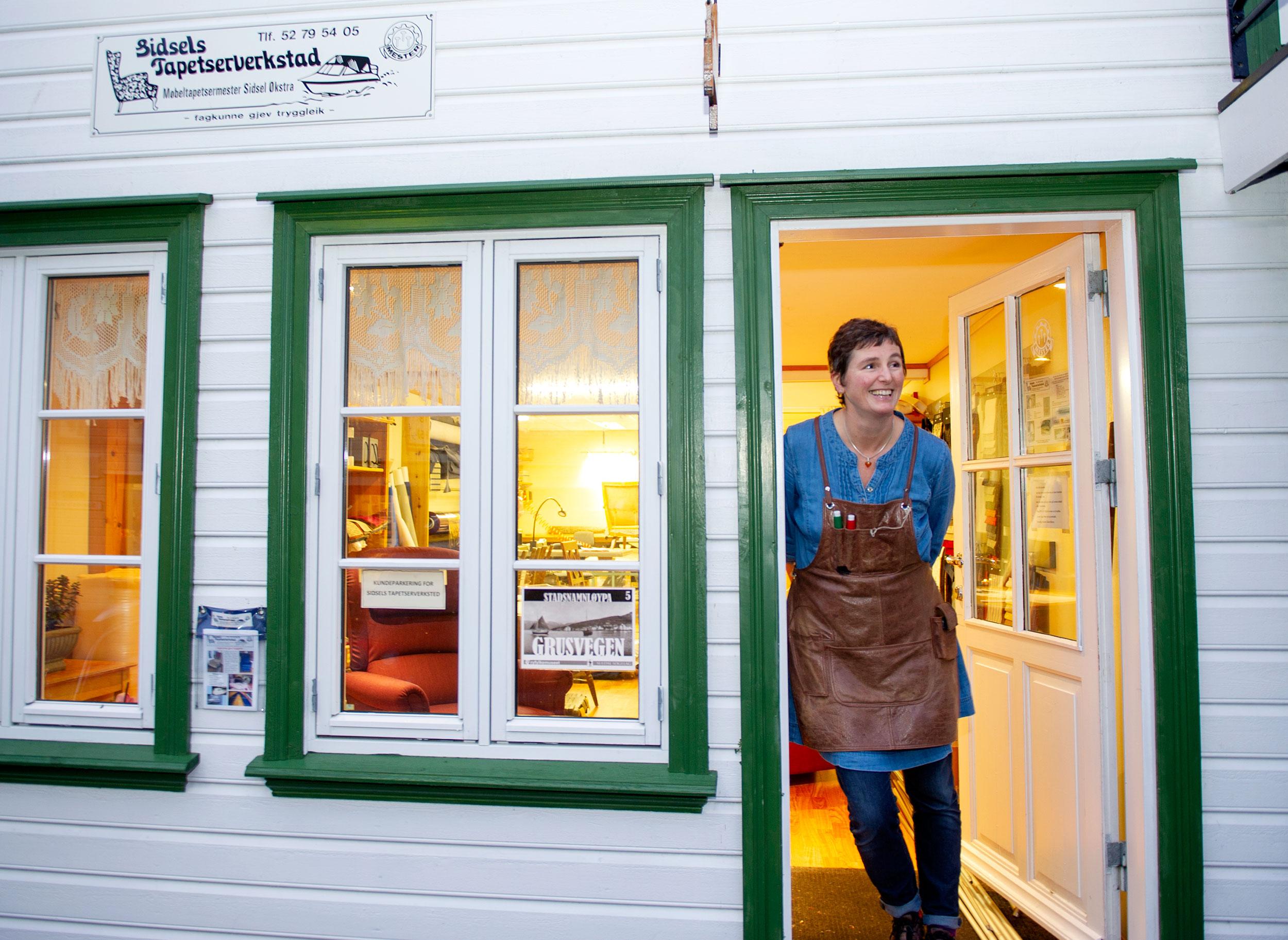 Bilde av Sidsel Økstra