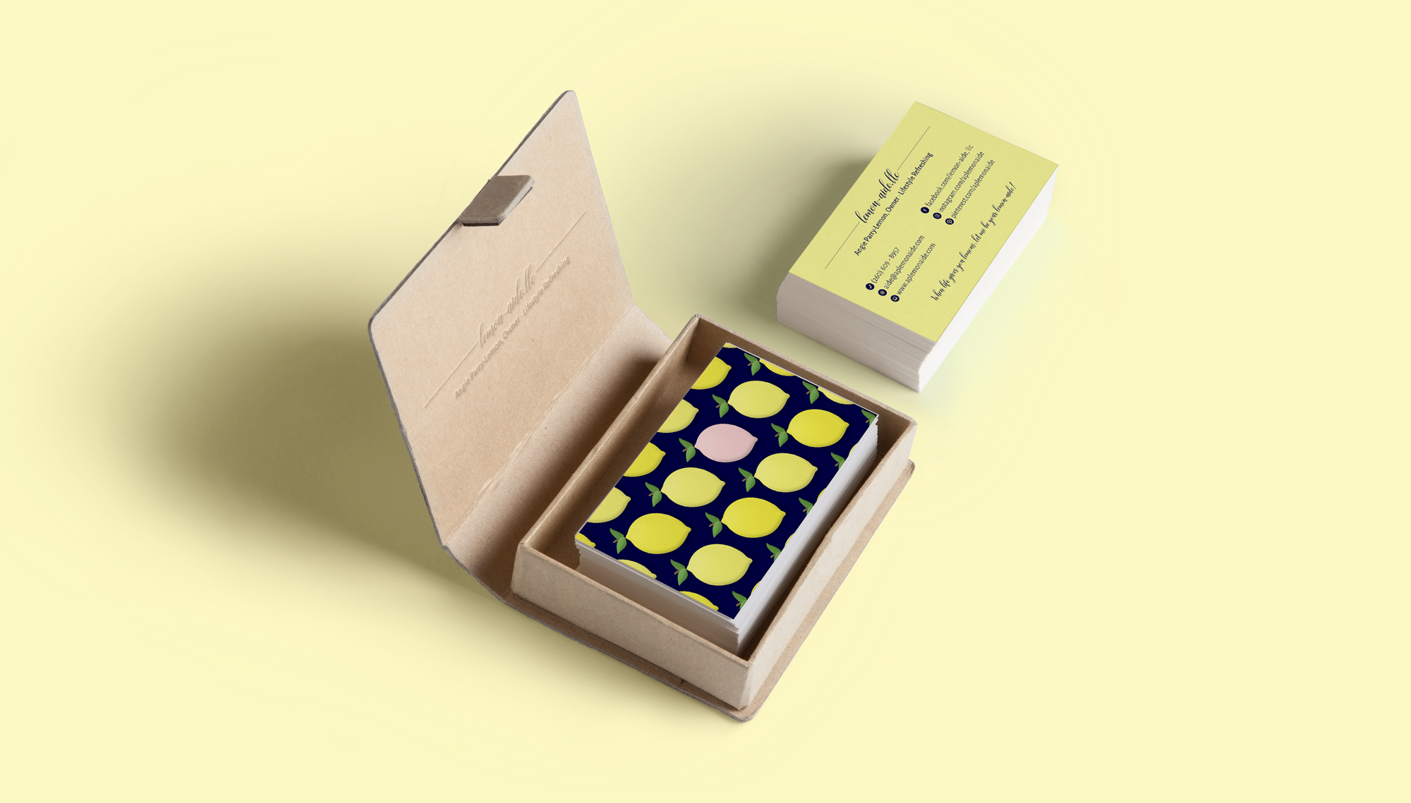 Lemonaide | Tagd Studio | Indianapolis Branding Agency