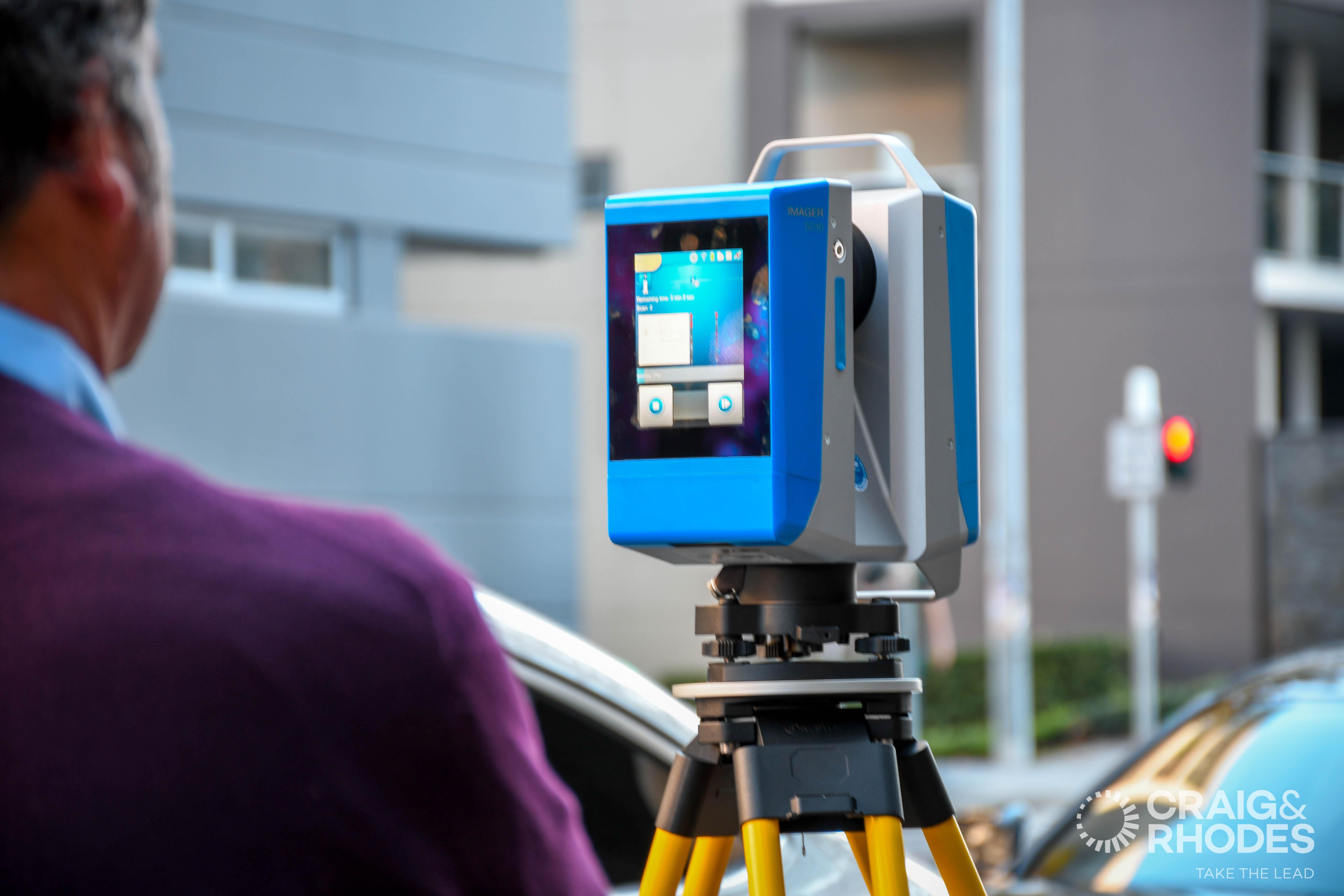 Z&F 3D Laser Scanning