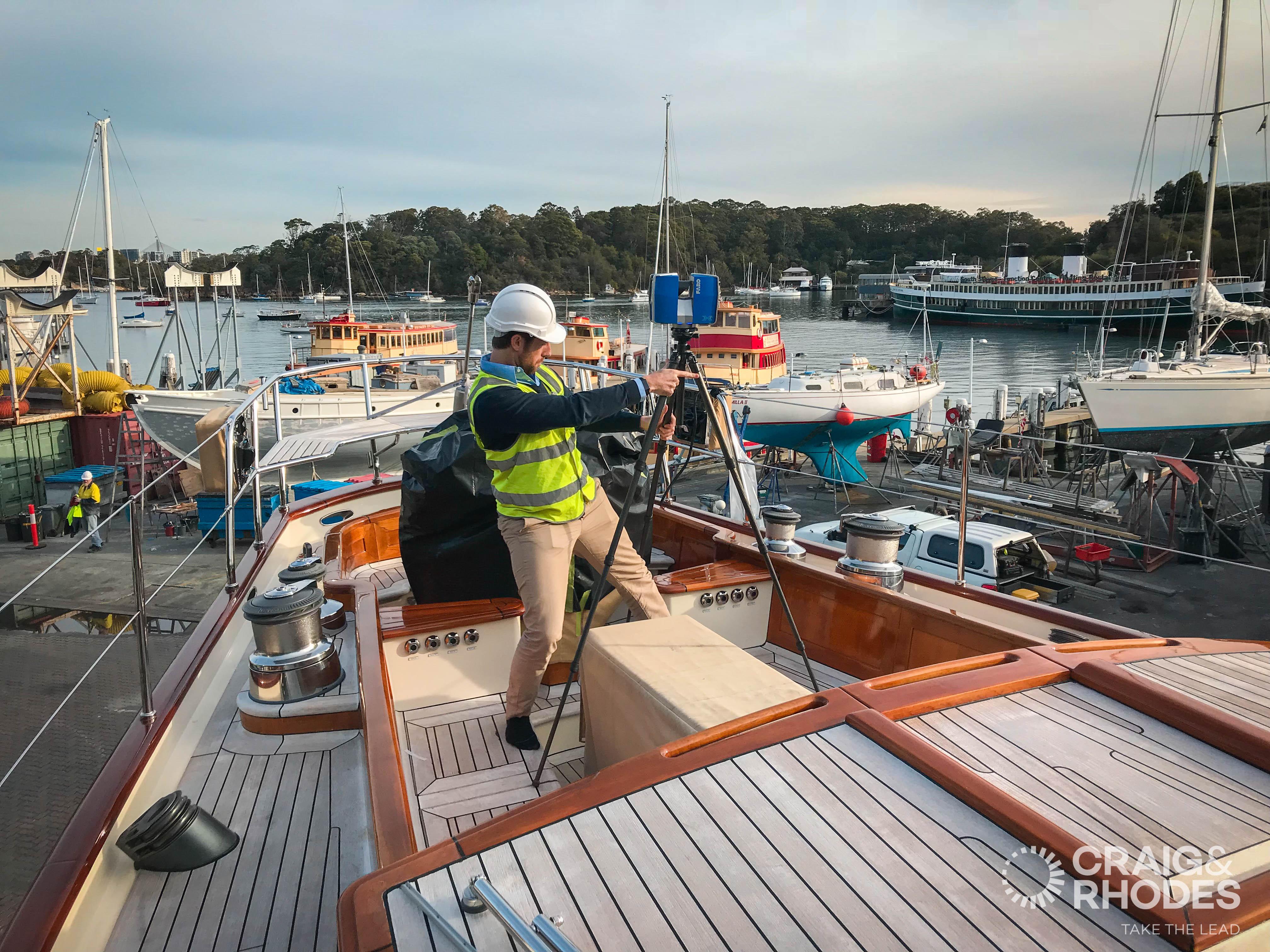 Yacht Scan