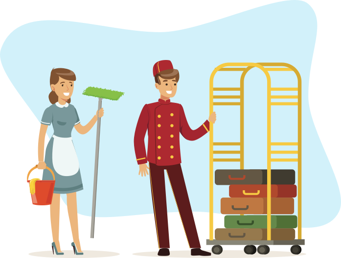housekeeping and maintenance software