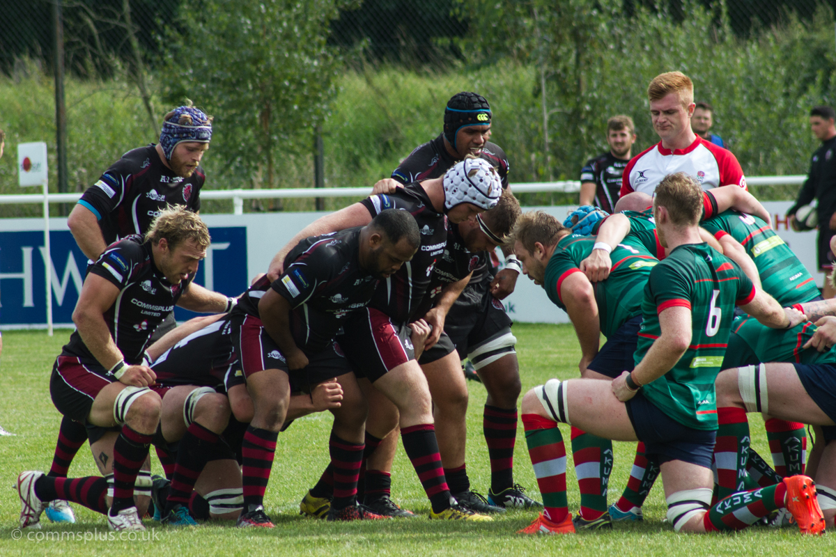 ‍Taunton Ruby club vs Broadstreet RFC