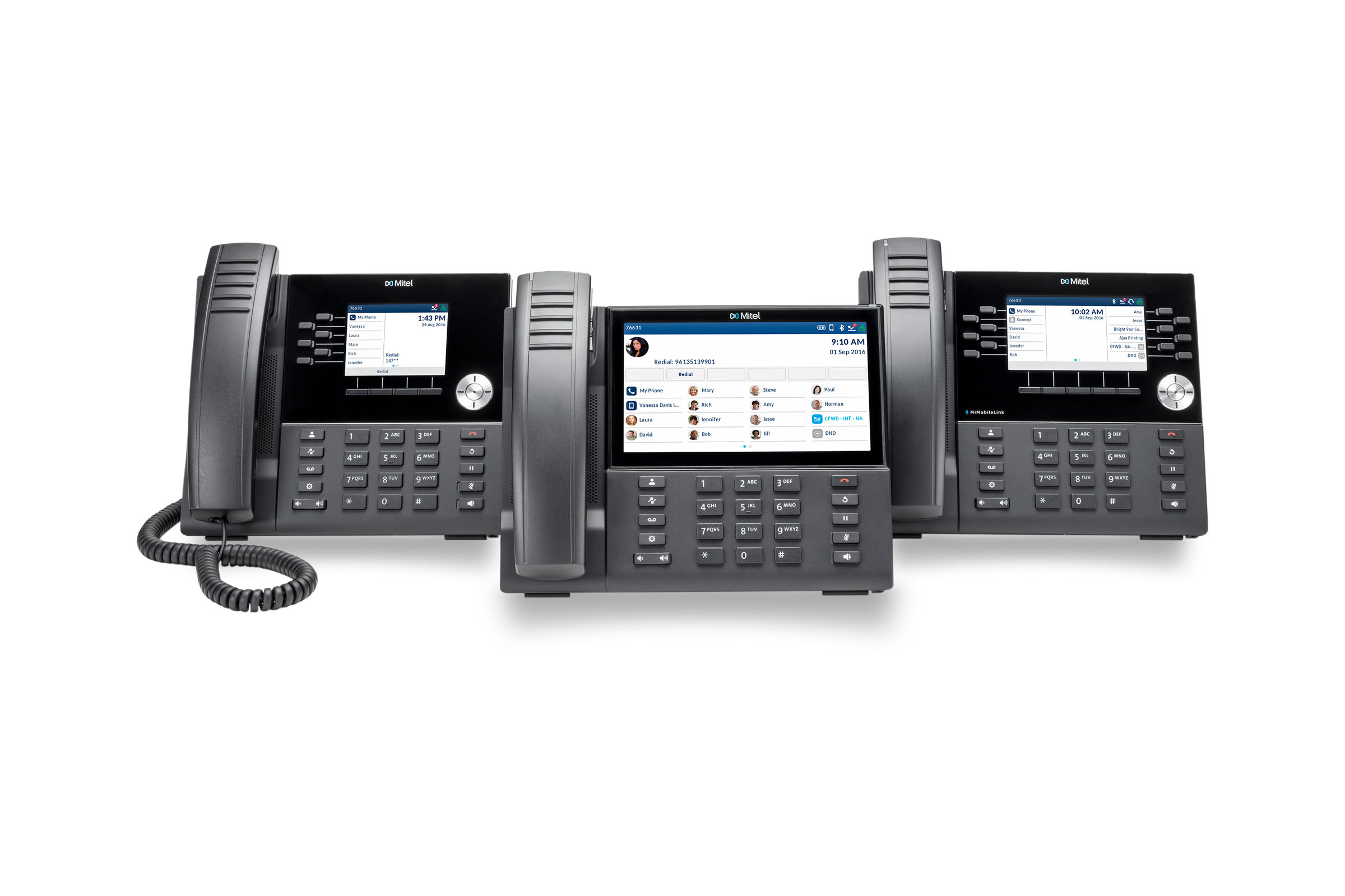 3 Great Features of a Mitel Telephone System