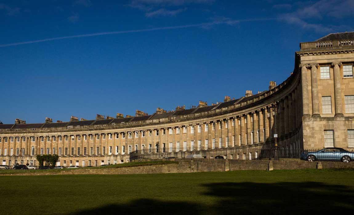 Bath royal cresent