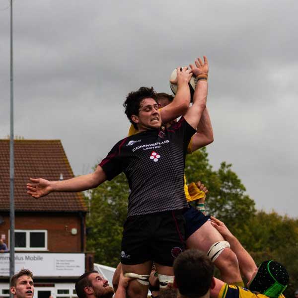 Taunton rugby club.