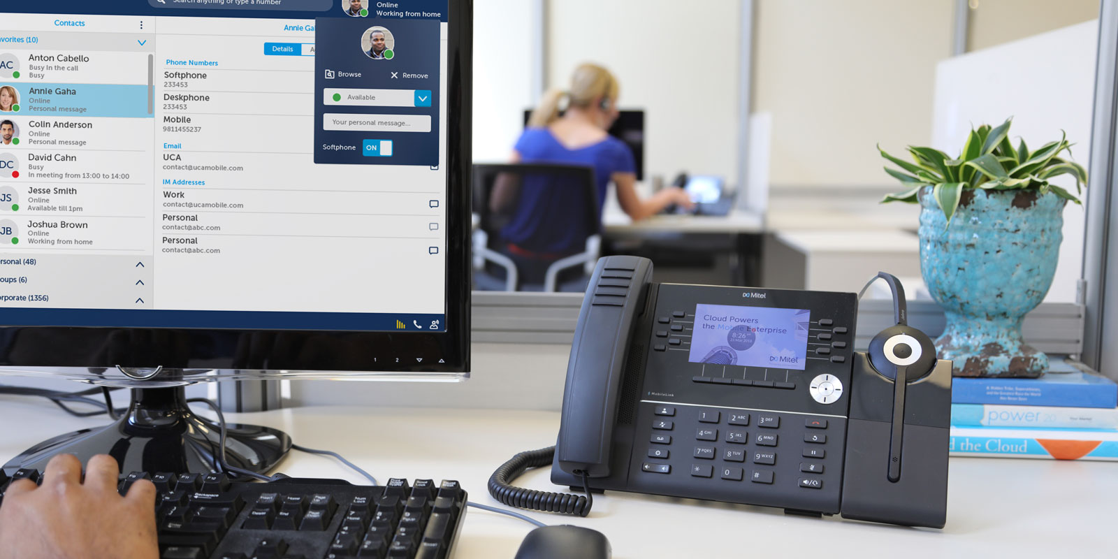 Call management system for small businesses