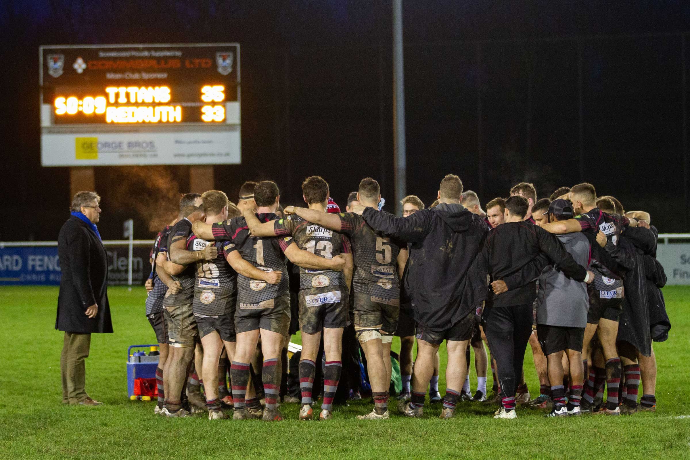 A Year Supporting Taunton Rugby Club