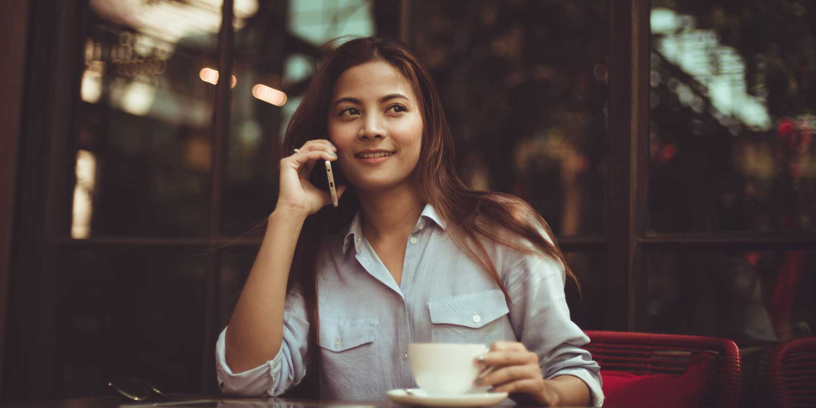 VoIP mobile user