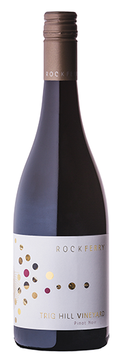 This is quite a powerful Pinot, it has aromas of crushed violets and baked plums with an earthy edge. The fleshy palate has a subtle linear acidity and ripe pepperiness.
