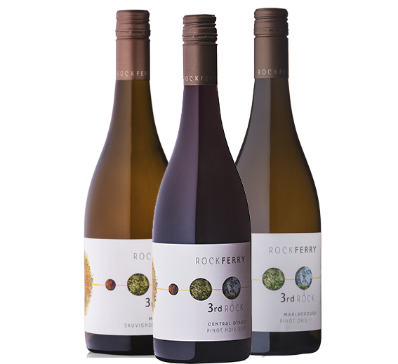 Blended from grapes grown in various blocks within our company owned vineyards, this case includes 2 x 2020 Sauvignon Blanc, 2 x 2018 Pinot Gris & 2 x 2016 Pinot Noir. RRP $194