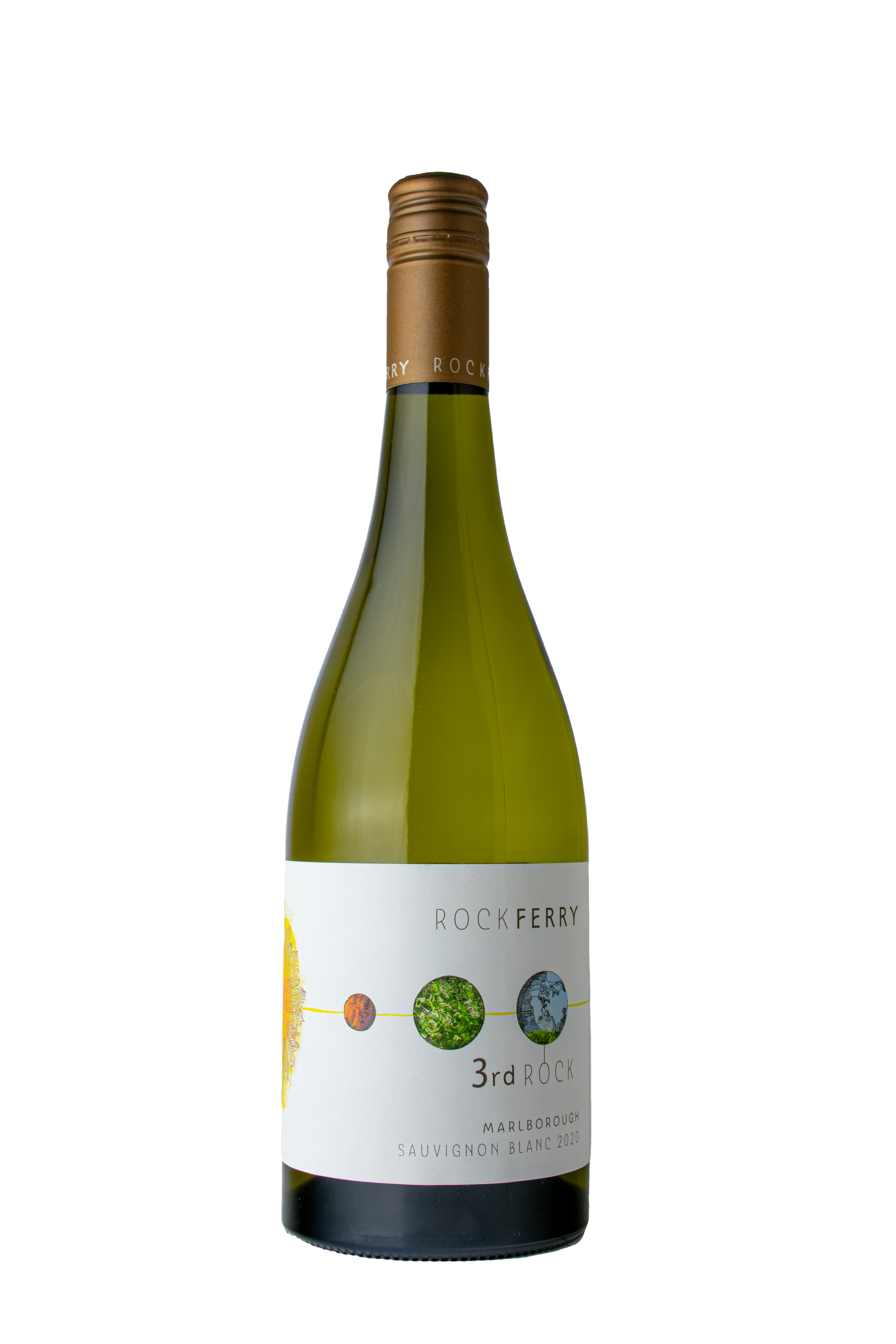 This Marlborough Sauvignon Blanc with fruit from the Wairau Valley expresses herbaceous, gooseberry aromas & ripe tropical fruit flavours.