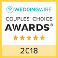 WeddingWire Couple's Choice 2018
