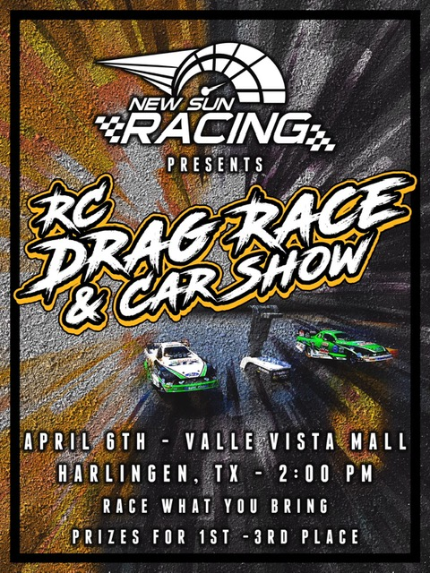 RC Drag Race & Car Show