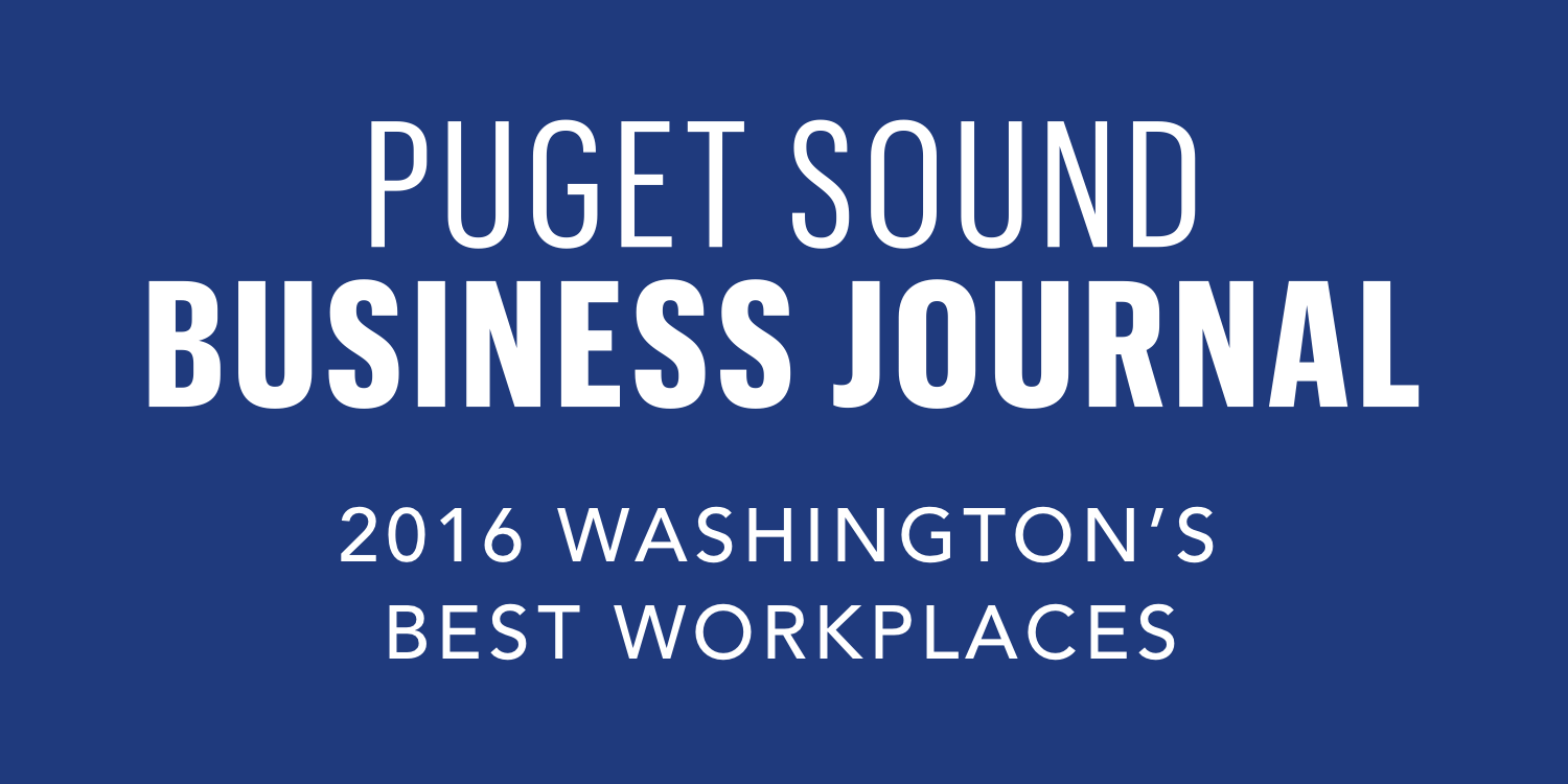 Usermind Named One of Washington's Best Workplaces 2016