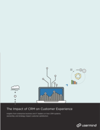 The Impact of CRM on Customer Experience