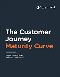 The Customer Journey Maturity Curve