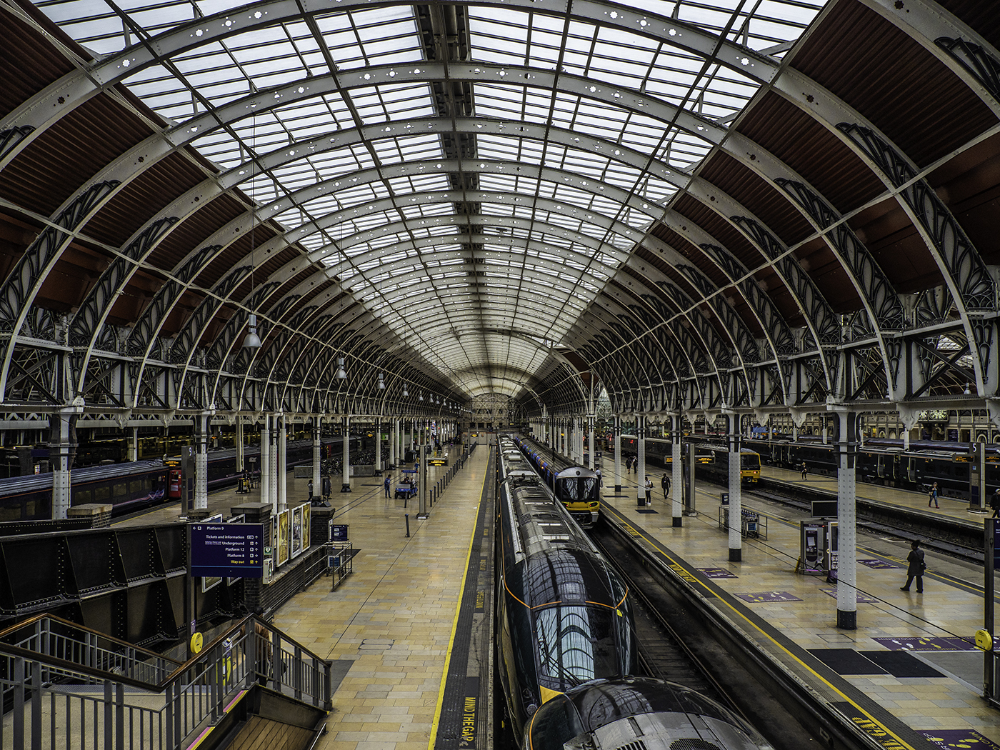 Paddington Station, Westminster, London
