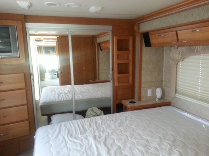Bounder Bedroom
