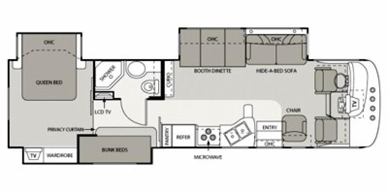 Winnsport Floor Plans