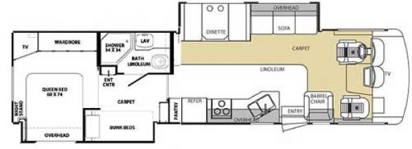 Georgetown Floor Plans