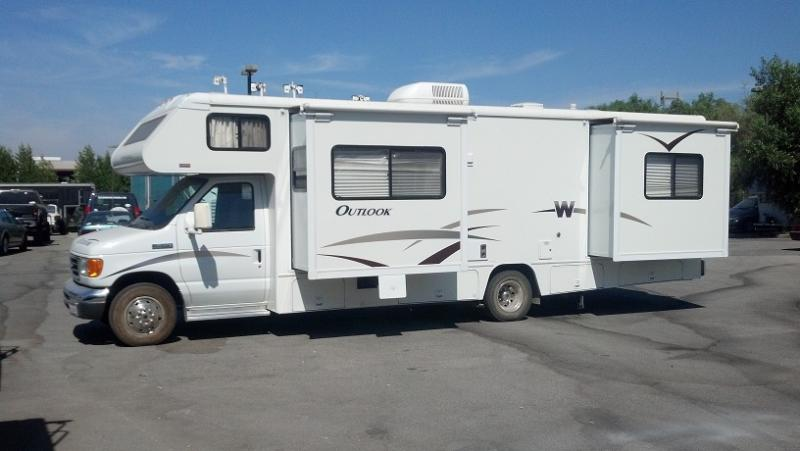 31' Outlook | RV's | West Coast RV
