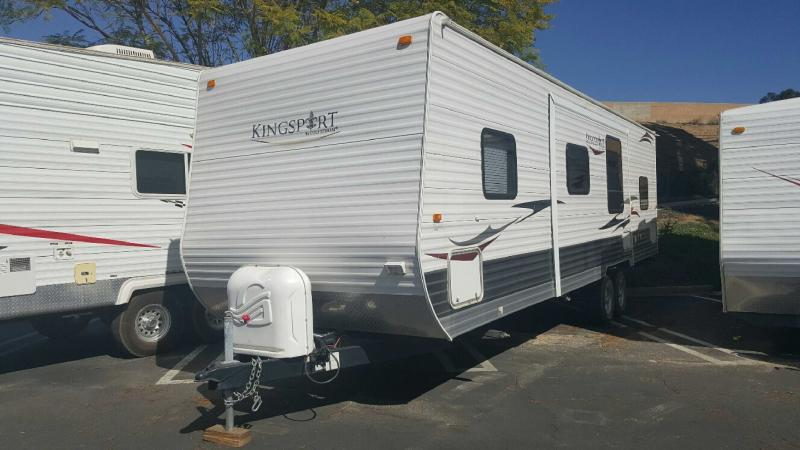 30' Kingsport Travel Trailer | Trailers | West Coast RV