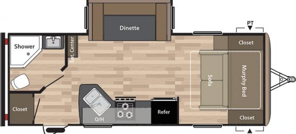 Keystone Floorplan