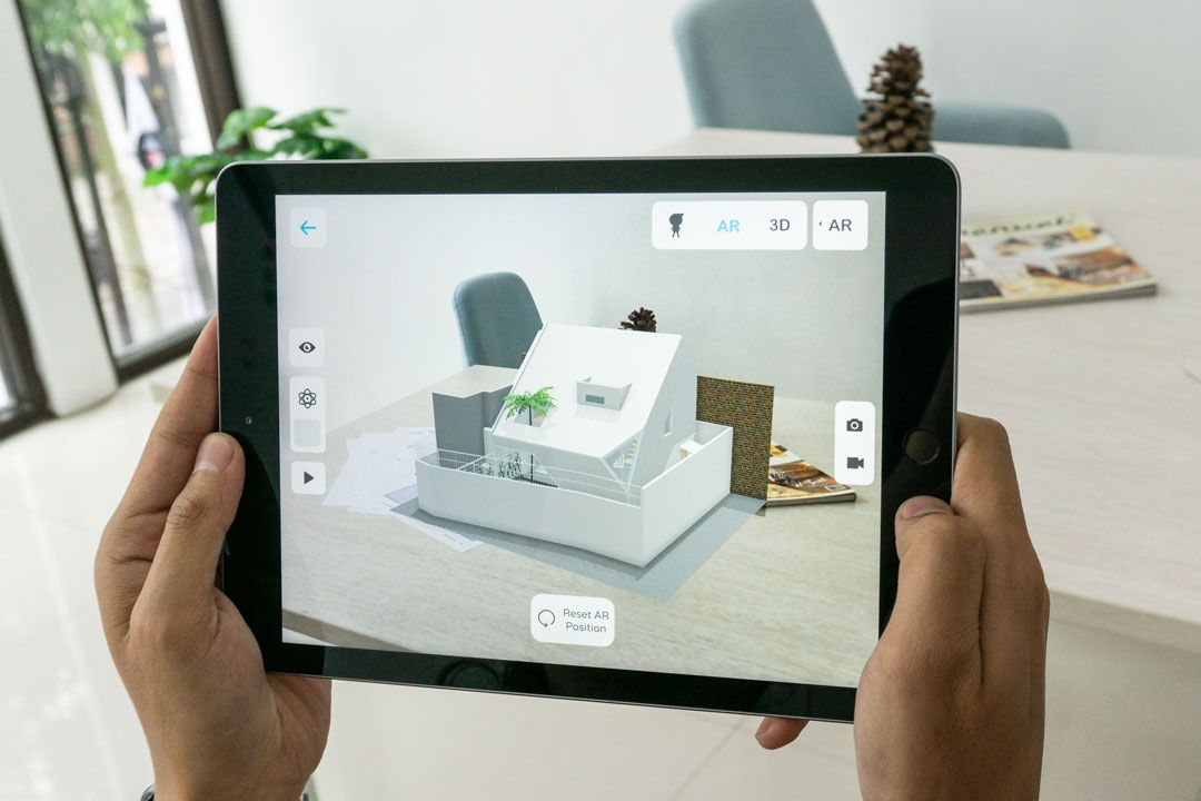Augmented Reality Architecture