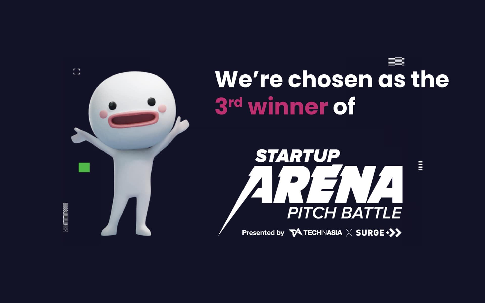 TechinAsia - Assemblr Augmented reality Platform