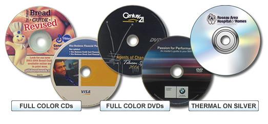 Print only discs