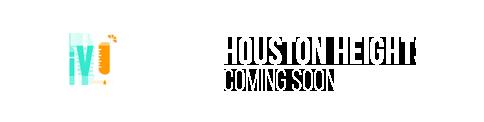 iv bars houston heights texas logo