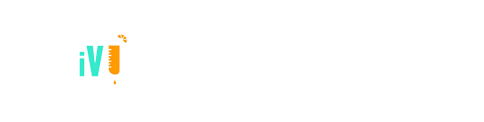 logo of iV bars New Braunfels Texas