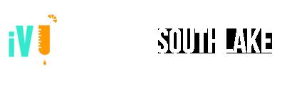 Main iV Bars Southlake Texas logo white