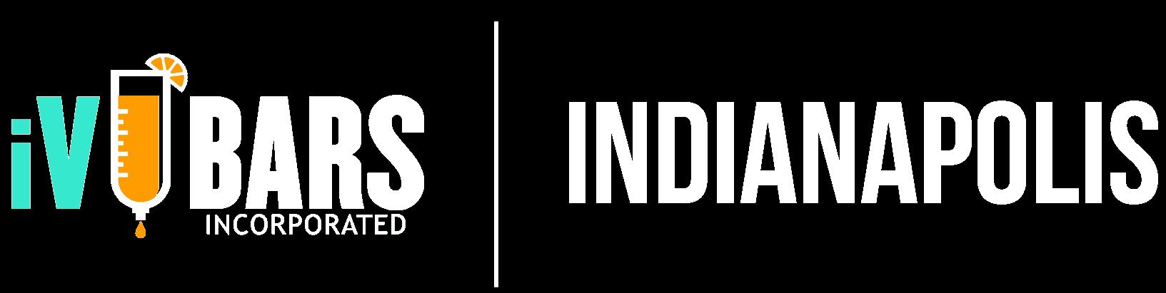 logo of iV bars Indianapolis Indiana