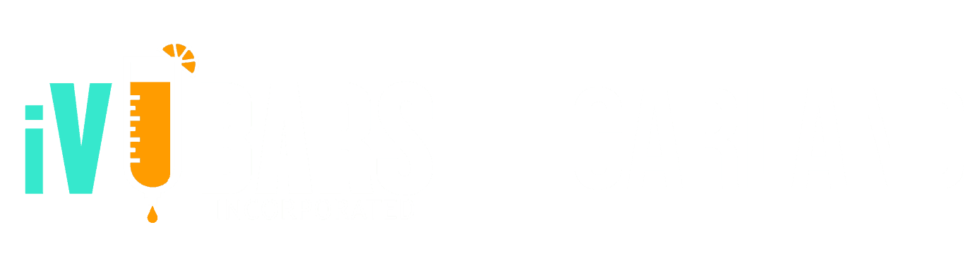 logo of iV bars Garland Texas
