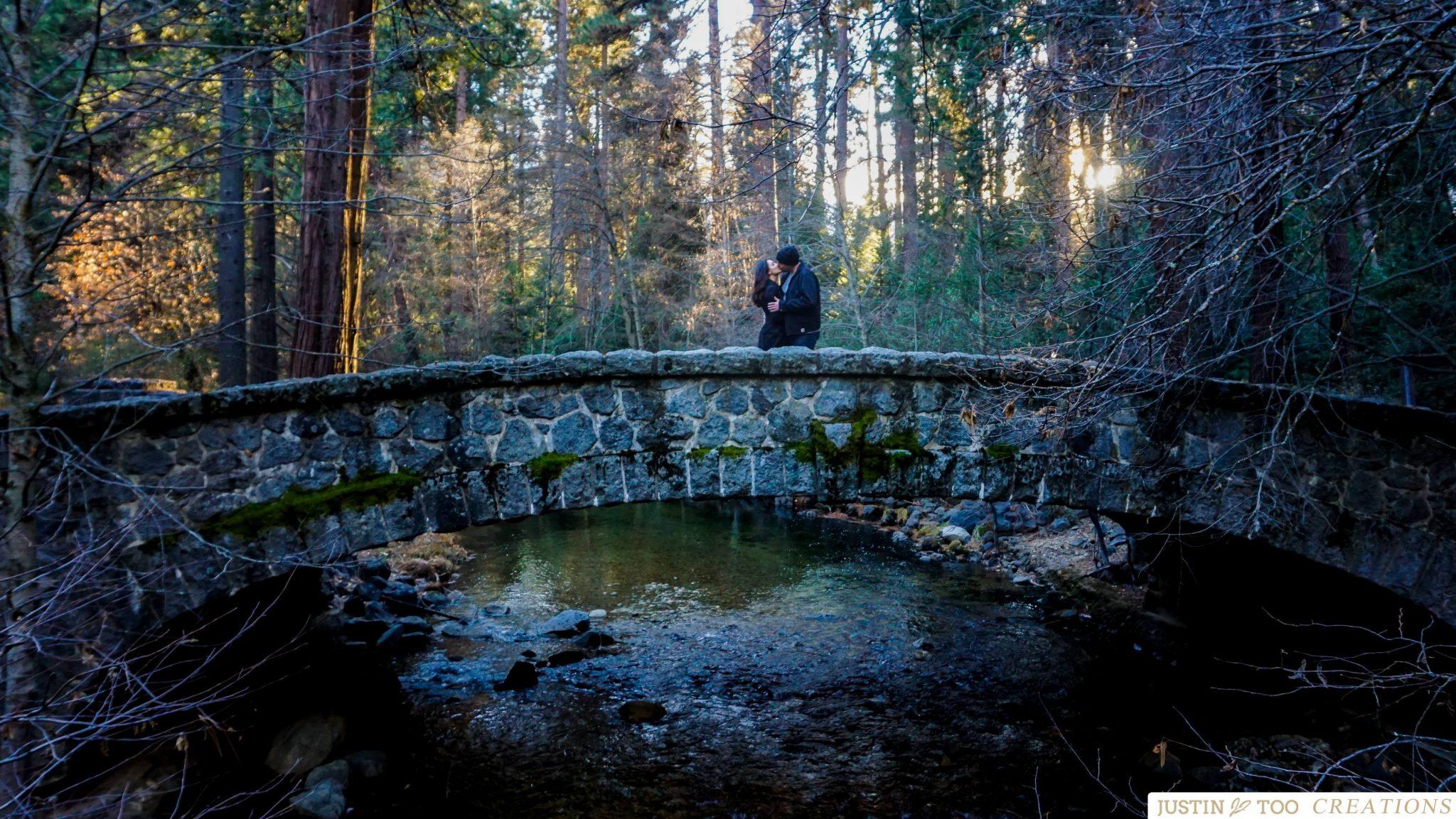 couple on bridge, bridge, couples photography