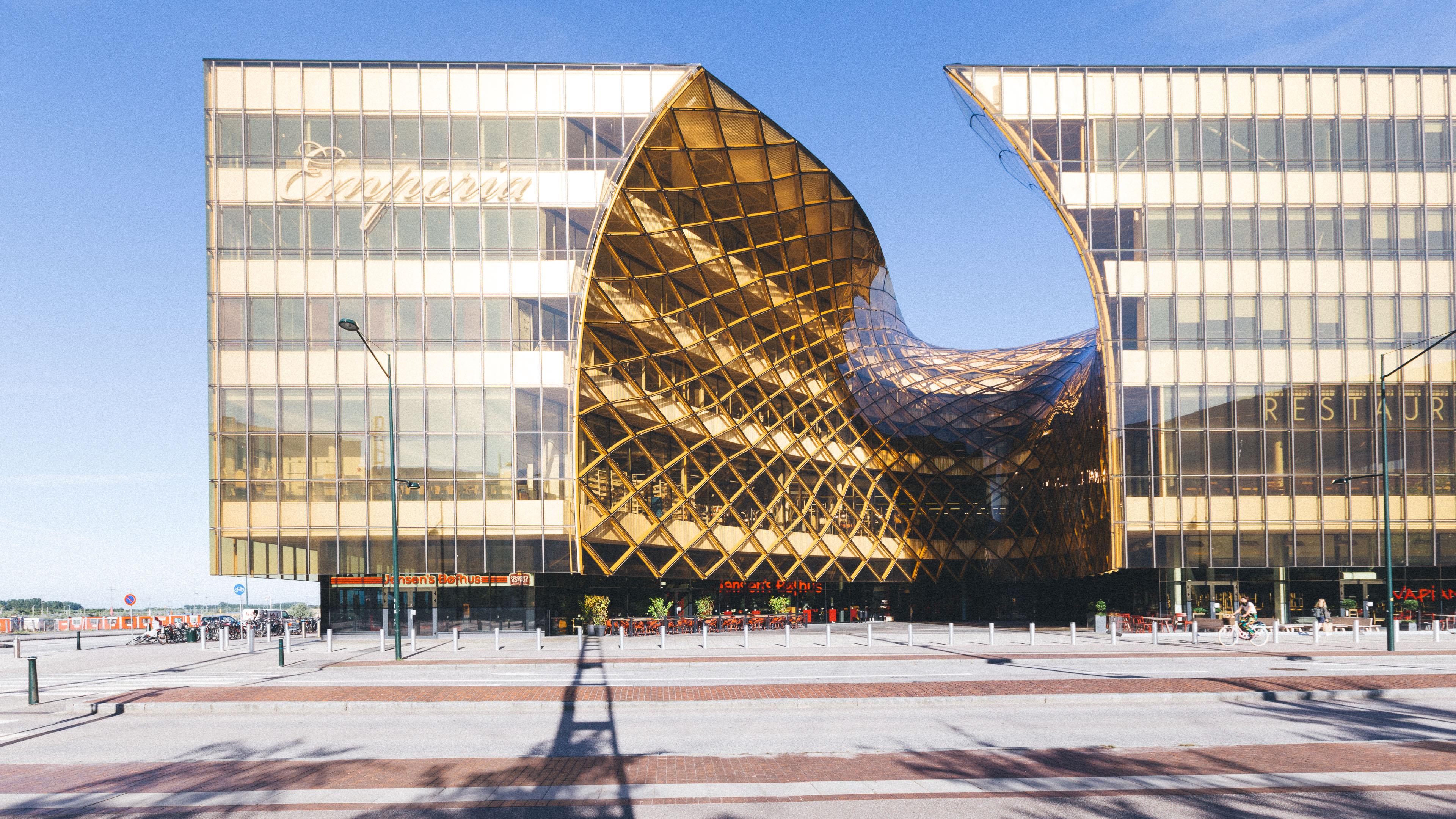 Emporia arkitekturfotografering