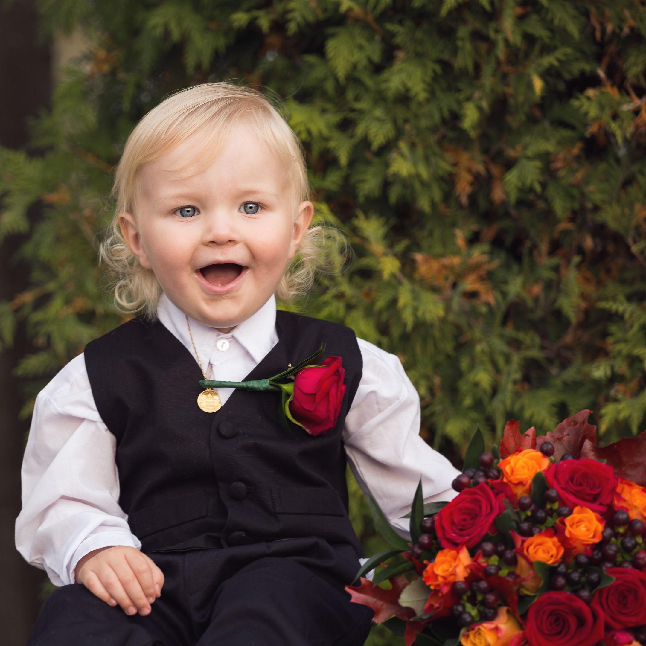 Bröllopsfotografering i Skåne
